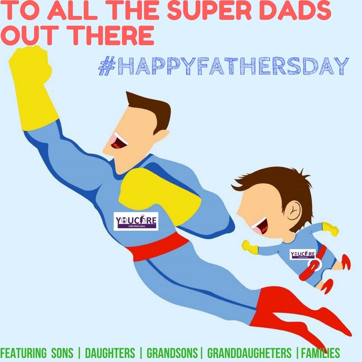 To the rocks of our lives, keep rocking!www.youcare.in #justlikepapa #HappyFathersDay #HappyFathersDayWeekend #youcare #homecare #caregivers #chandigarh