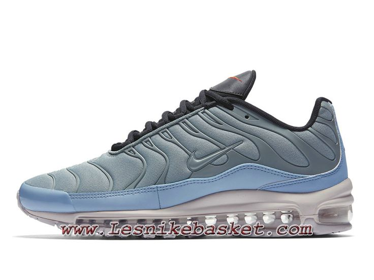 Running Nike Air Max 97 Plus Mica Green AH8144_300 Chaussures Nike  Sportwear Pour Homme Leche Blue