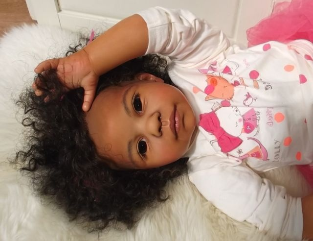Black Reborn Babies Pictures To Pin On Pinterest Pinsdaddy