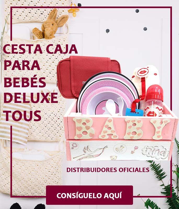Regalos Tous Para Bebes.Canastilla Bebe Cesta Personalizada Canastilla Caja Deluxe