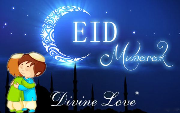 """Eid Mubarak! Sending you warm wishes on """"Eid-ul-Fitr"""" and wishing that, it brings your way ever joys and happiness."""