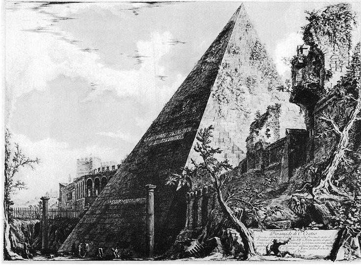PiranesiPyramid - Giovanni Battista Piranesi - Wikipedia
