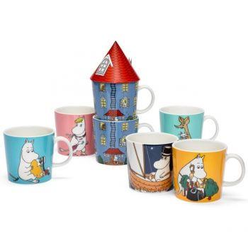 Arabia's Moomin mugs