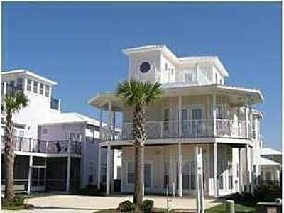 images about panhandle florida beach rentals on, Beach House/