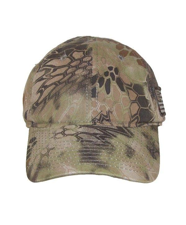 b7b4cbeda2028 Kryptek Tonal Side American Flag Cap - Highlander Khaki ...