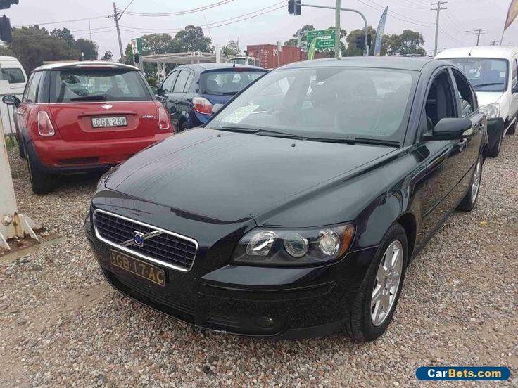 2005 Volvo S40 MS 2.4 Black Automatic 5sp A Sedan #volvo #s40 #forsale #australia