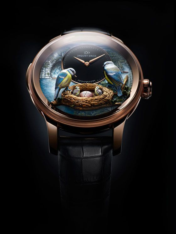 Jaquet Droz Bird Repeater