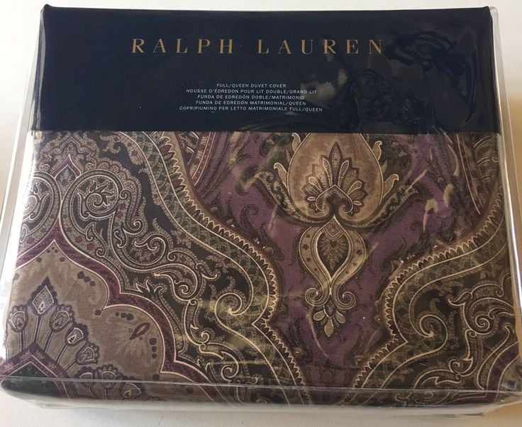 Collection: Great Compton. Ralph Lauren FULL/QUEEN Sized Duvet. Great deal on an awesome Duvet cover! | eBay!