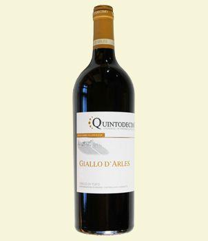 Quintodecimo - il Greco di Tufo  Vignaioli in Mirabella Eclano - I Vini > I Tre Vini Bianchi