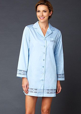 My New Favorite #Cotton #Sleepshirt http://www.juliannarae.com/products/my_new_favorite_cotton_sleepshirt.htm