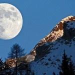 Calendario Lunar Junio 2013 + Cómo cambiará la Tierra cuando la Luna se aleje