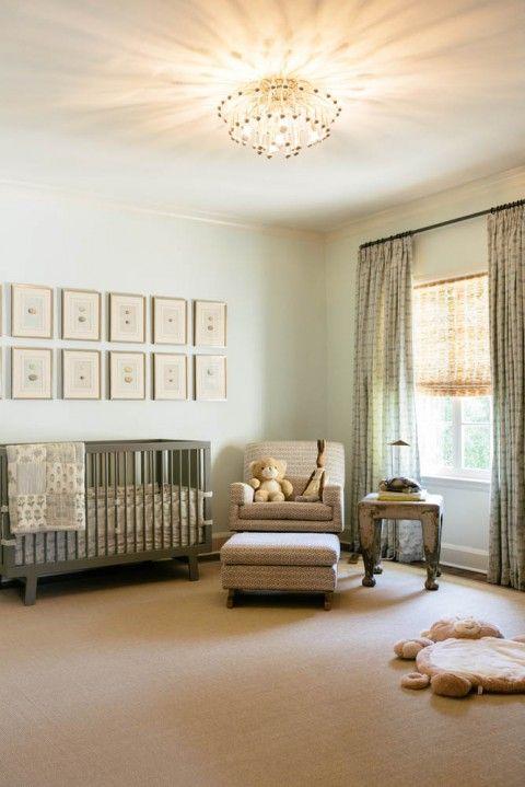 The sweetest nursery ever | Design: Jean Liu | lark & linen