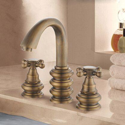 126 best Bathroom Sink Faucets images on Pinterest | Bathroom sink ...