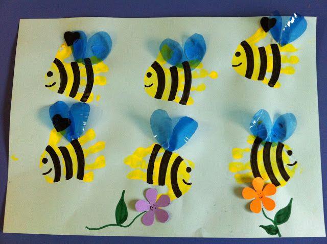 Vitamina Gioco: Con le manine: le api