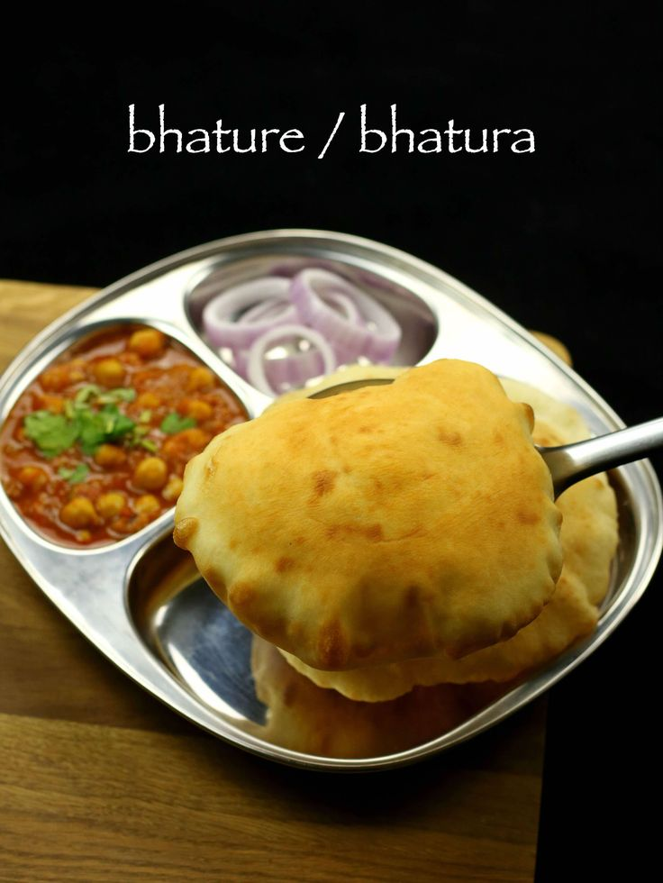how to make indian bhatura
