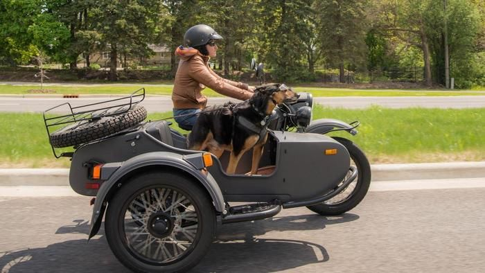 Where can you buy a used motorcycle sidecar?