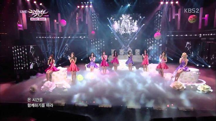 【HD Live】少女時代SNSD - Waiting Room + Back Hug + Mr.Mr. + Ending (Comeback ...