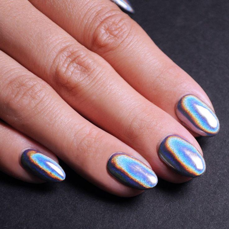 Super Black Holographic Nail Polish Uk: 15 Must-see Holographic Nails Pins