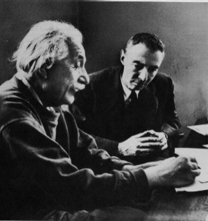 Led by General Leslie Groves and theoretical physicist J. Robert Oppenheimer, the team included scientific geniuses like Neils Bohr, who fled Germany to avoid making the bomb for Hitler; Enrico Fermi, credited with creating the first atomic fission reaction; Richard Feynman, a mathematical savant. With outside help from others, such as Einstein, the team set to work.