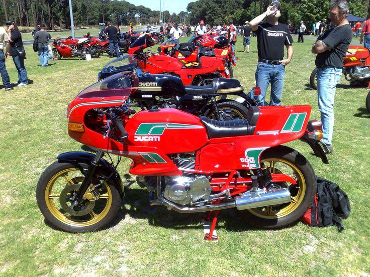 Ducati 600 Pantah