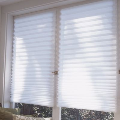 Temporary Shades before choosing curtain/blinds/shades for windows ($5 each for 36 in wide) Redi Shade Window Shade - BedBathandBeyond.com