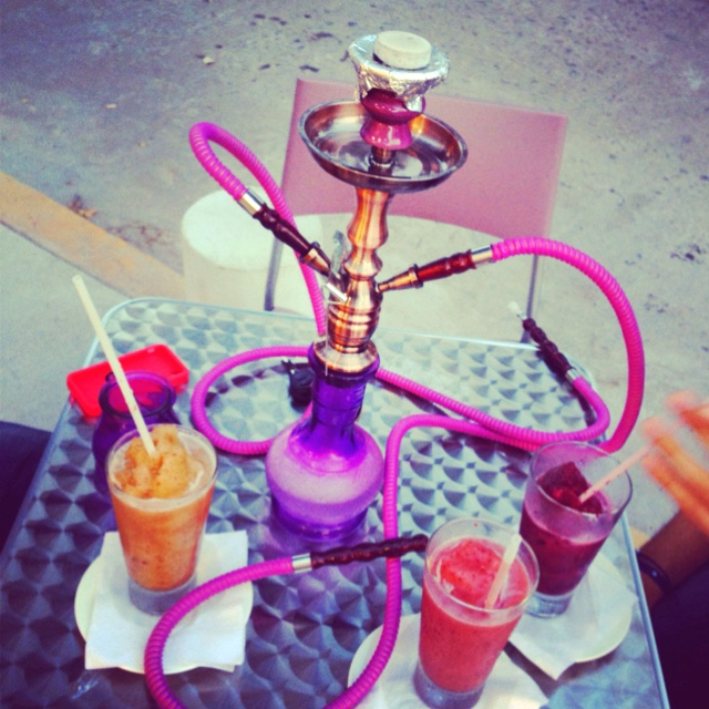 Colorful Hookah