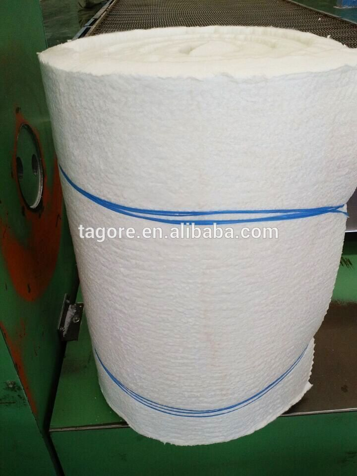 heat-insulating material ceramic fiber blanket