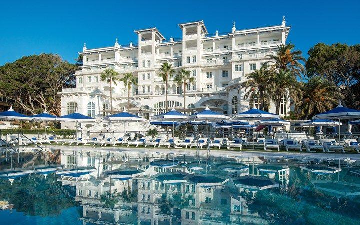 Gran Hotel Miramar Malaga Spain The Leading Hotels Of The