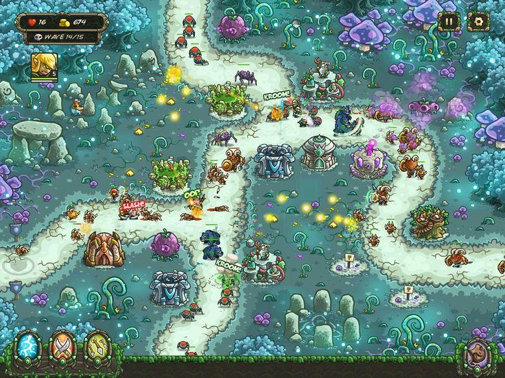 Kingdom Rush Origins 4