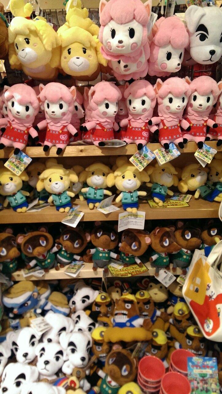 Animal Crossing Plushies Kid Cat