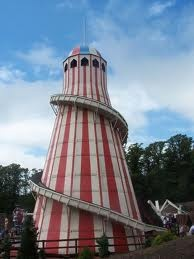 Helter Skelter! We want a ride...