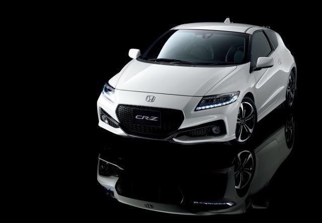 Next Gen 2020 Honda Cr Z To Feature Turbo Vtec Engine Honda Cr Honda Cars Com