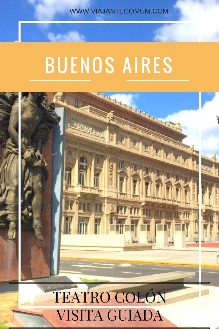 Para os amantes de arte e arquitetura, a visita ao Teatro Colón é uma viagem no tempo. Aqui, conto todas as dicas, valores e mostro um pouco de como foi essa viagem no tempo.