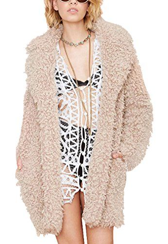 Oure Women Camel Boyfriend Plush Faux Fur Coat Windbreaker Winter Jacket (M) Oure http://www.amazon.com/dp/B00P61E978/ref=cm_sw_r_pi_dp_G9u3vb1960V01