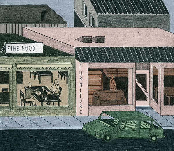 Battlegrounds - Missouri   Sophia Martineck   Illustration and design