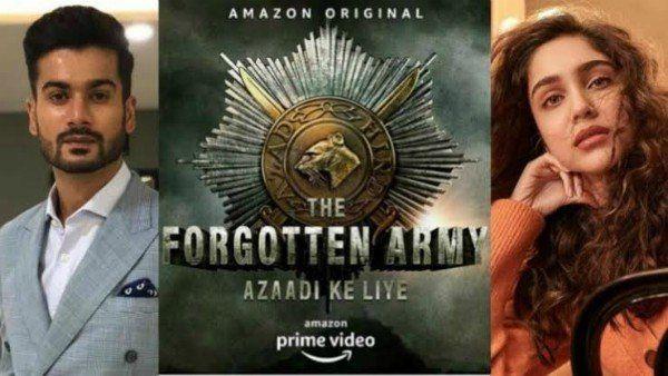 Amazon Prime Video S The Forgotten Army Azaadi Ke Liye Teaser