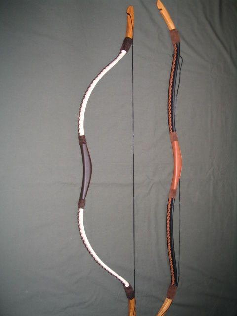 Hungarian traditional recurve bow Koppany