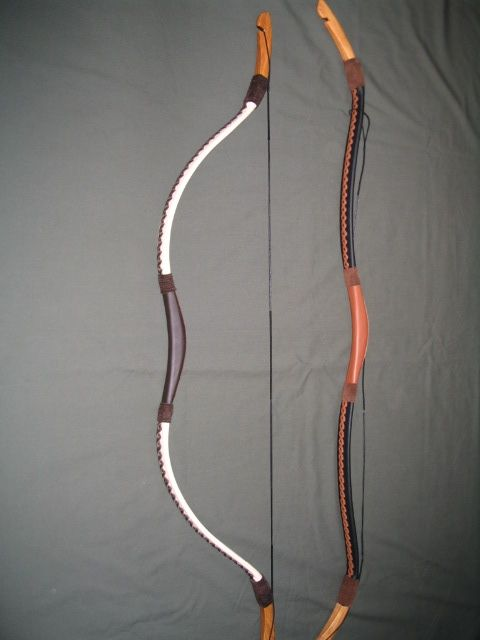 Hungarian traditional recurve bow Koppany