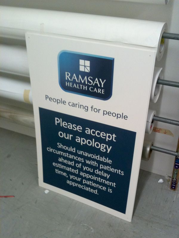 Image Gallery - Standard Signs - PVC