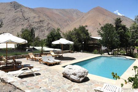 Paga desde $40000 por 2 noches de alojamiento doble o familiar + desayuno en el Hotel El Milagro, Valle del Elqui.