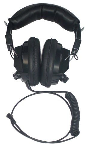 Save $15.00 on Race Day Electronics RDE-1401 Race Day Electronics Headphones; only $24.99