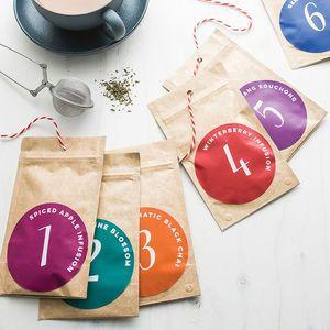 Advent Calendar Of Tea - advent calendars