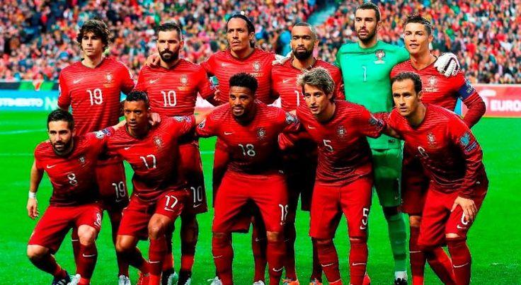 seleção portuguesa de futebol 2016 - Google-Suche