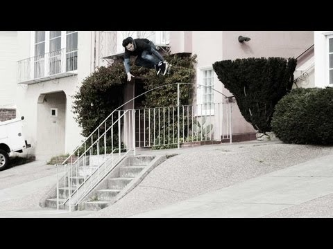 Omar Salazar: Nike x Levi's® 511 Skateboarding Collaboration - very nicely made, very enticing.