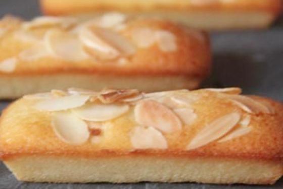 Financiers aux zestes de citron | Cooking Chef de KENWOOD - Espace recettes
