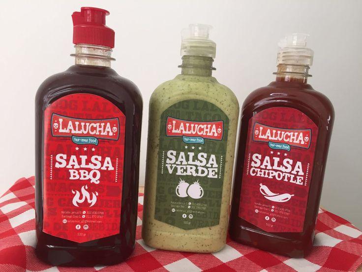Etiquetas para salsas