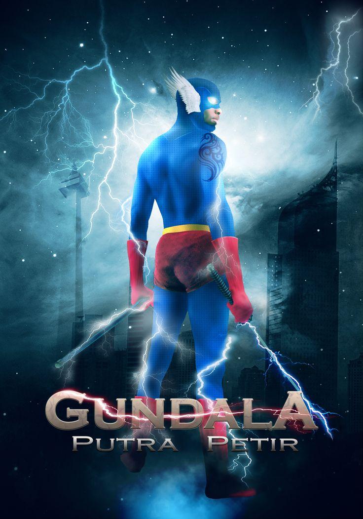 """Gundala Putra Petir"" #IndonesianHero #Movie"