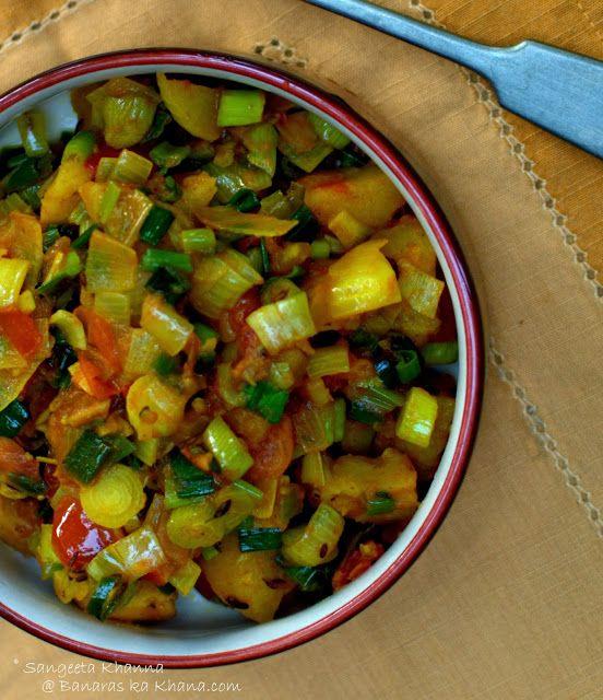 Indian Food Biryani Aloo And Chana Lentils Bhindi
