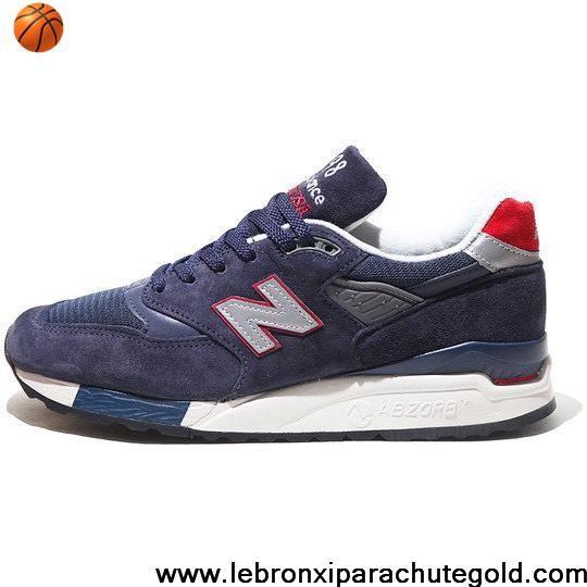 new balance hommes. new balance 998 x j.crew navy steel bleu rouge chaussures hommes
