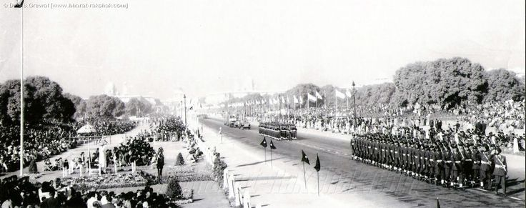Republic Day Parade 1962